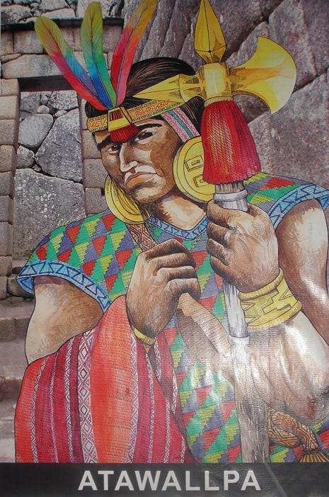 Die Geschichte der Inkas