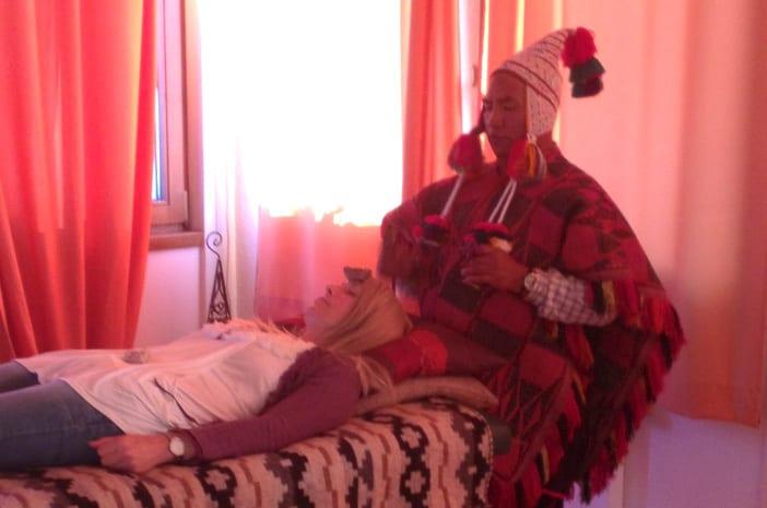 Heilarbeit mit Inka-Meistern aus Peru 3