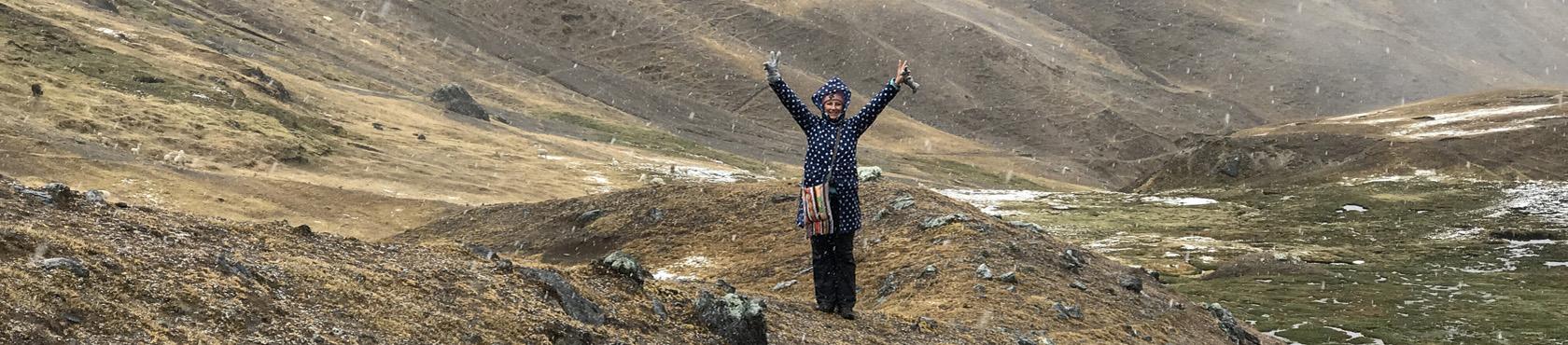Freiheit, Selbtliebe und innere Kraft mit der Inka-Tradition