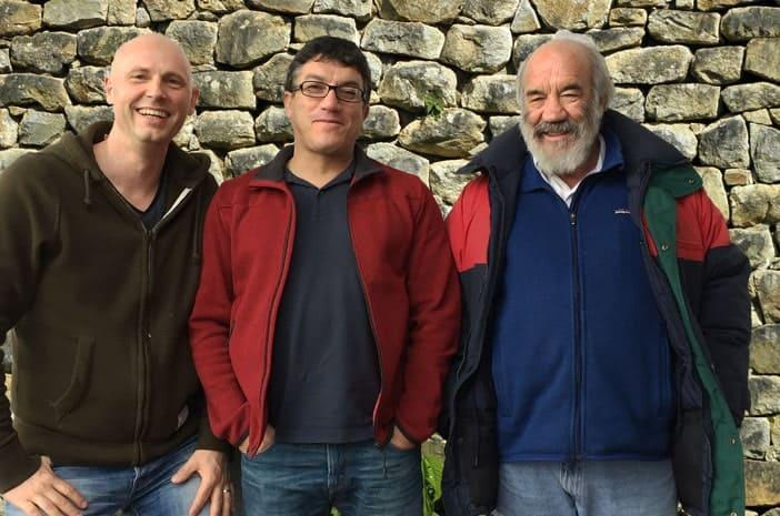 Die Inka-Meister Hans-Martin Beck sowie Ivan und Juan Nuñez del Prado führen Kurse und Seminare in Deutschland, Österreich und der Schweiz gemeinsam durch