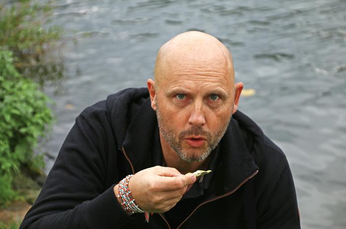 Hans-Martin Beck, Inka-Schamane und Coach, in Peru