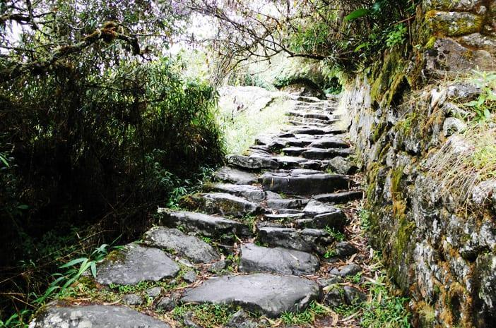 Der Inka-Trail: Das 25.000 km Straßensystem