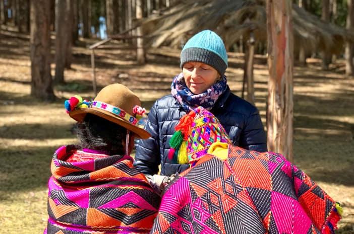 Spirituelle Reise zu den Inkas in Peru mit Inka World und Hans-Martin Beck