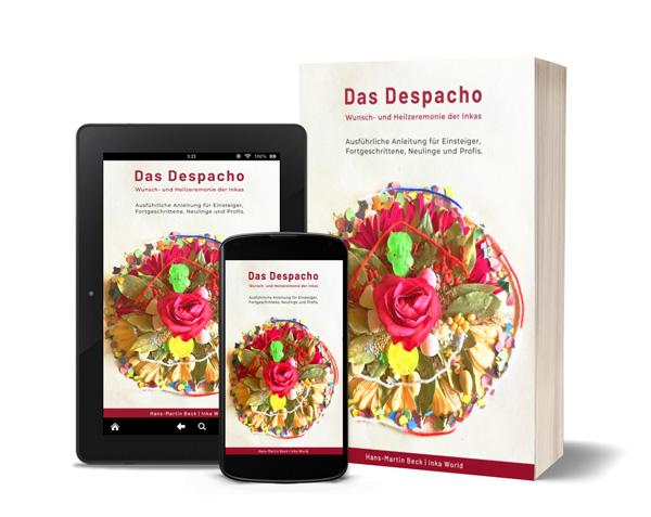 Online-Workbook und Anleitung von Inka World zur Erstellung eines Despacho