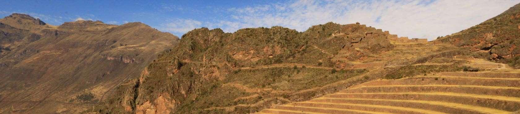Pisaq war zur Zeit der Inkas ein wichtiges spirituelles Zentrum, in dem Inka-Priester lebten und in dem Landwirtschaft in den Terrassen betrieben wurde
