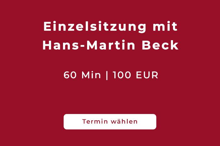 Der spirituelle Lehrer und Inka-Meister Hans-Martin Beck