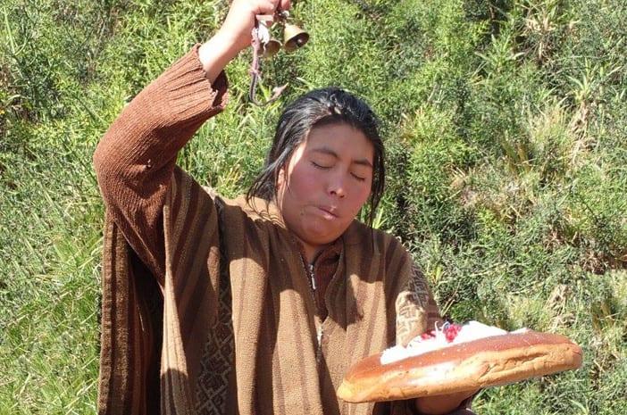 Heilarbeit mit einer Inka-Meisterin 3